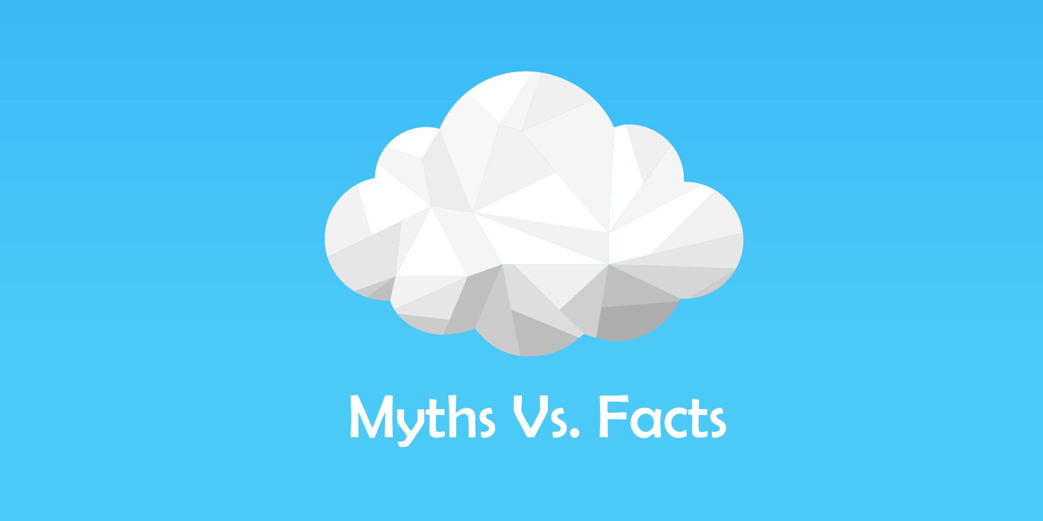 Мифы про облака (часть 2)