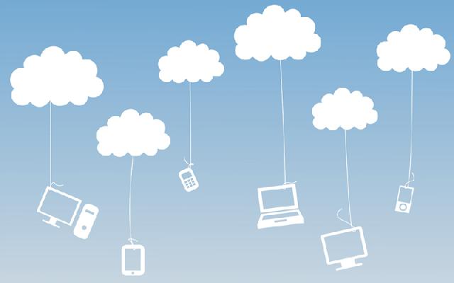 Варианты подключения каналов связи к облаку