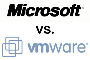 Война брендов окончена. VMware и Microsoft объявили о совместном продукте.